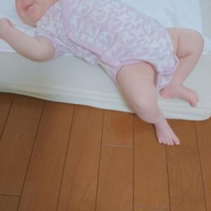 育児記録*1ヶ月後半