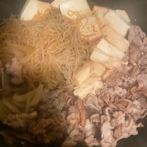 作ってみた!至高の肉豆腐