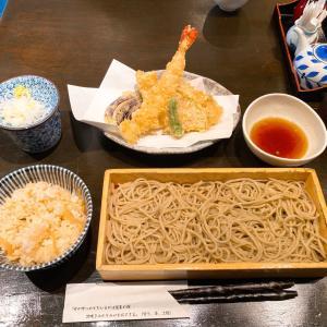 天ぷらと蕎麦『川せみ』目黒