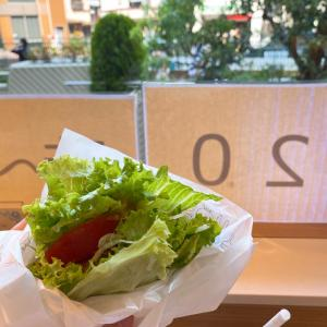 ヘルシー菜摘『モスバーガー』渋谷公園通り店