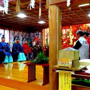 2019年大山神社秋祭り