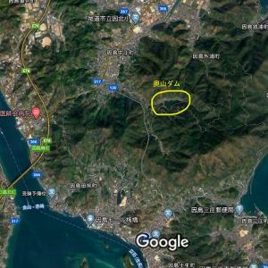 奥山ダムの紹介