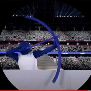 オリンピック開会式のピクトグラムが楽しかった