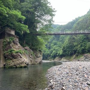 #2019-3 【桂川】雨で撃退、涙の桂川
