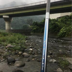 【鮎釣り考察】雨の日の鮎釣り一考察