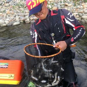 【神通川攻略 その1】県外組がジンヅーで大漁釣果を上げるには。