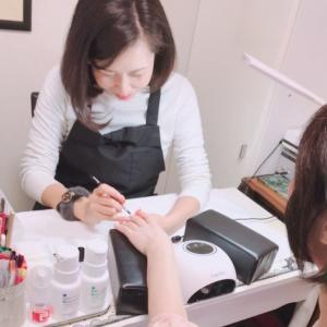 【名東区ネイルスクール】ネイリスト検定&ジェル検に力を入れている名古屋の個人ネイルスクールです!