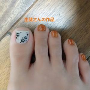 【名古屋市名東区ネイルスクール】ジブリネイル♪生徒さんのネイルが可愛いかったのでご紹介します♡