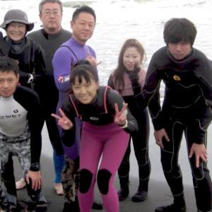 冬だからこそサーフィン上達アップのコツ