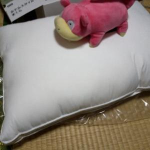 【雑談】枕を買った