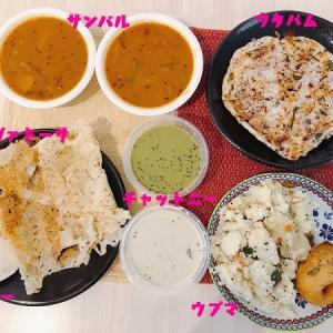 インドのお好み焼き☆美味しいよ!