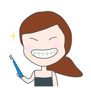 こだわりの歯磨き♡