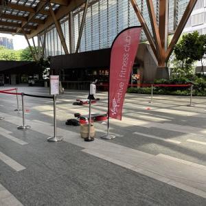 【シンガポール】コロナで罰金!?