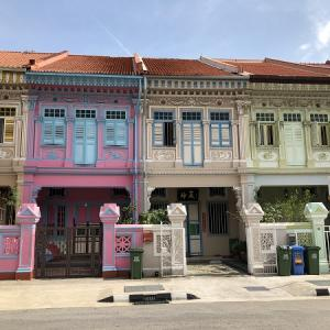 パステルカラーの街 Katong♡