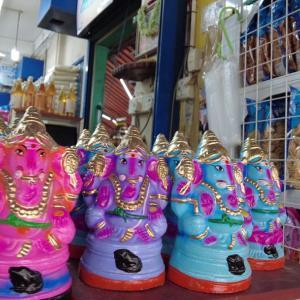ガネーシャ祭☆