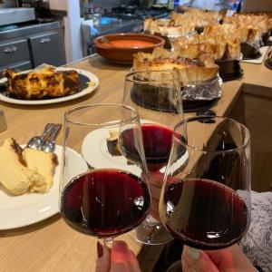スペインバスク旅3日目③【サンセバスチャン】バスクチーズケーキで有終の美!ビルバオへ移動