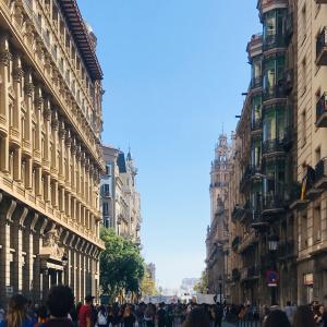 バルセロナ 18日の金曜日