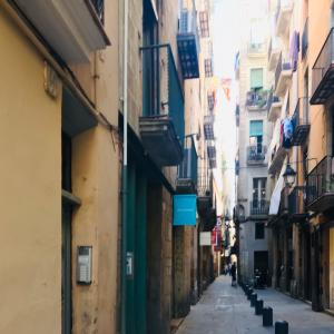 バルセロナのケーキ屋さん
