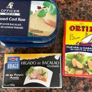 スペインは缶詰が有名なので