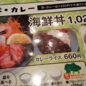 野菜ごろごろ入ったカツカレー