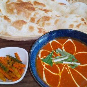 荒江四角のネパール料理店