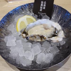 アプリクーポンを活用して牡蠣料理を堪能