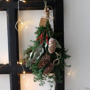 【100均活用で楽しむクリスマス♪】お花経験者向けアイディア♪