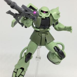 ROBOT魂 MS-06 量産型ザク ver.  A.N.I.M.E.  レビュー
