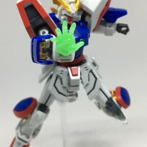 ROBOT魂 シャイニングガンダム レビュー