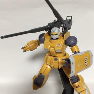 HG ガンキャノン機動試験型/火力試験型