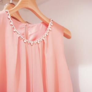およばれにレンタルドレス専門店「ルクシュール」お勧めは5点セット