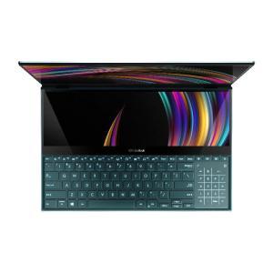 ASUS は2画面パソコン!!!「ZenBook Pro Duo 」とカメラが立ち上がるスマホ「 ZenFone 6 」