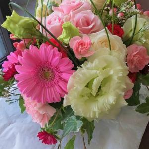 お花で癒やされて