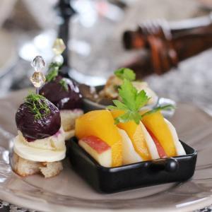 アメリカの家庭料理をアレンジ〜サンクスギビング