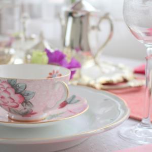 体験レッスンご案内~テーブルコーディネート・花を楽しむ花あしらいレッスン