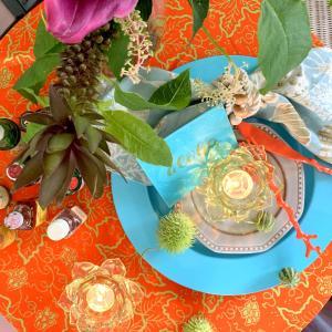 アロハ~♡夏のおもてなし~welcome table