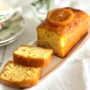 レモンケーキが食べたいの!