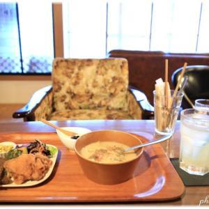長沼町 「ナガヌマ町ハナレ」マクロビオティックをベースにしたドリンクやフード、デザート  お食事は「精進料理」となっております