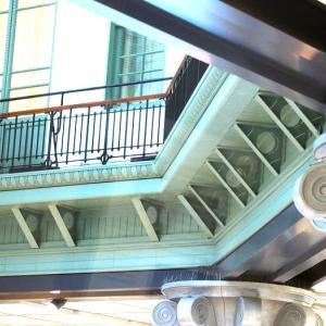 東京探訪・東京駅③ 丸の内駅舎天井に、実は月の満ち欠けがデザインされていた!