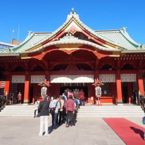 寺社巡り。東京① 神田明神には平将門からアニメも銭形警部の先祖も。