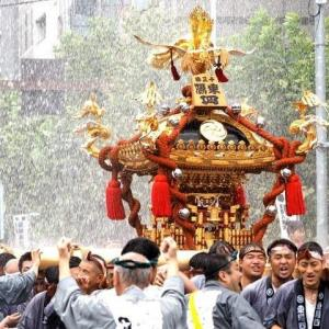 寺社巡り・東京③ 富岡八幡宮。江戸っ子たちの心意気!水掛け祭を来年こそ!