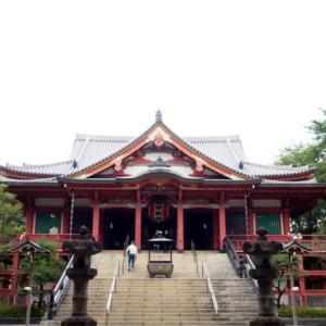 寺社巡り・東京⑤ 目黒不動尊。不動明王より怖い狛犬、江戸庶民の命を救った恩人の墓も