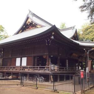 寺社巡り・東京⑩ 2つの鬼子母神堂。角のとれた「鬼子母神」。中止となった朝顔市の復活を祈る。