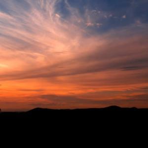 トスカーナ⑩ 美味しいワインと郷土料理、それに美しい夜景に出会ったモンテプルチャーノの夜