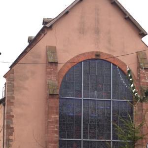 フランス・メッス⑯ 「平和」を祈るシャガールの圧倒的な大ステンドグラスは、愛にあふれていた。