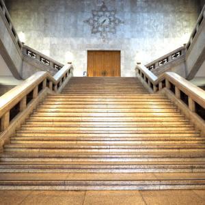 階段紀行・日本 東京編④ 東京国立博物館。日本を代表する博物館の圧倒的な正面入口階段