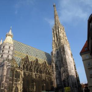 階段紀行・ヨーロッパ オーストリア編③ シュテファン大聖堂の説教壇、オットー・ワーグナーの螺旋階段