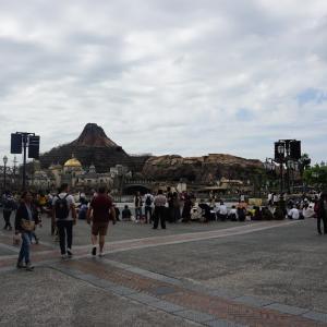 経験466:大阪から2泊3日の旅!「ディズニーリゾート」レビュー!② 「ディズニーシー」編