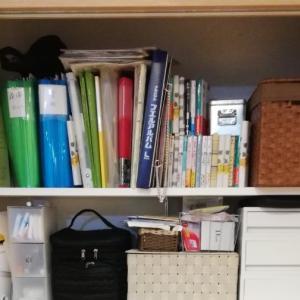 経験483:無印良品の「収納ボックス」でリビングクローゼットのシンプル収納を目指す③
