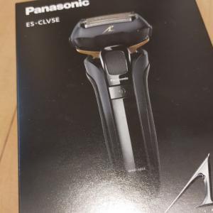 経験517:剃り心地抜群!Panasonic製5枚刃シェーバー「ラムダッシュ(ES-CLV5E)」レビュー!